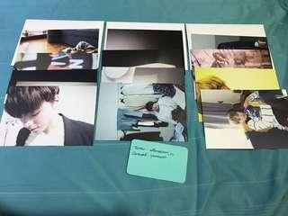 Seventeen Director's Cut Official Postcard Sets