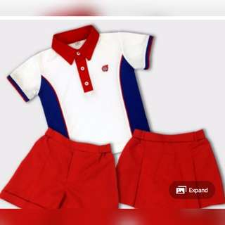 Looking for Preloved L/M size PCF uniform for boy
