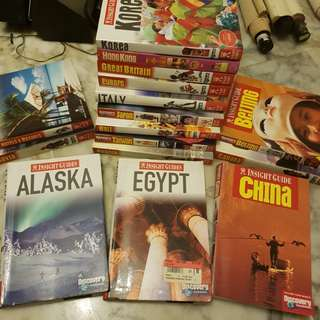 Insight guide books