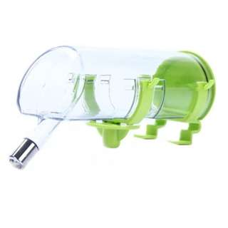 500ML Pet Hanging Water Bottle - Light Green