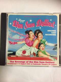 Cd 26 Complete 3 Autographed copy Dim Sum Dolly Emma Yong, Selena