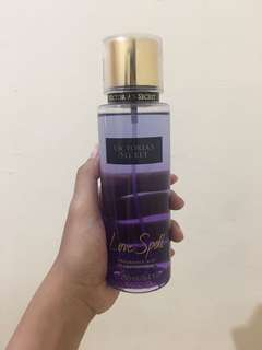 Parfum love spell