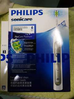 Philips Sonicare 電動牙刷(連3支刷頭)