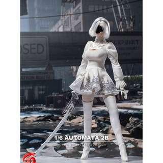 PRE-ORDER : Super Duck TF03 - 1/6 Automata 2B