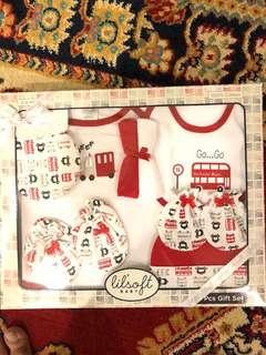New born bnib gift set
