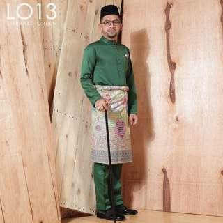 2018 Elrah Exclusive Baju Melayu Raya