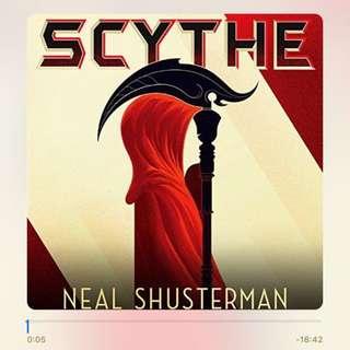 Scythe Audiobook