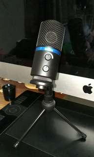 戶外直播 錄音 麥克風 irig mic studio
