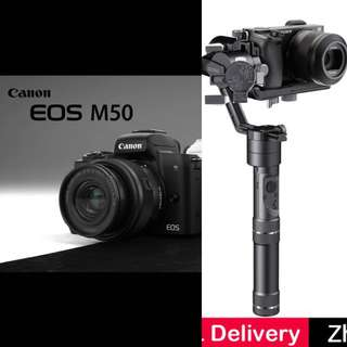 Limited offer M50 with 15-45 and Crane-M Gimbal