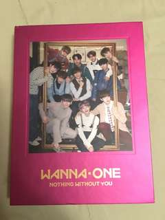 Wannaone Nothing without you One ver. (READ DESCRIPTION)