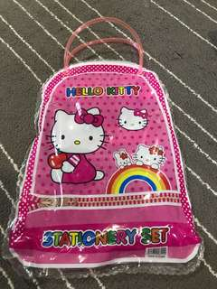 FOC Free Gift with Purchase Hello Kitty Bag