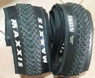 Maxxis Iron 29X2.2 90% thread life