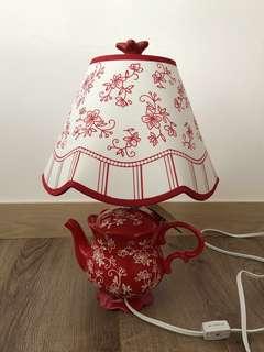 Antique Table Lamp (US plug)