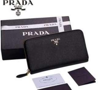 Prada long Wallet high quality