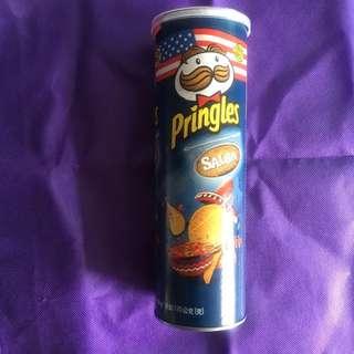 期間限定!Pringles American Style Salsa Flavour Potato Crisps 品客美式莎莎醬口味薯片