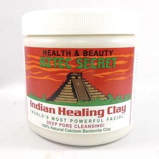 Aztec Secret Indian Healing Clay Mask *LAST ONE*