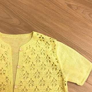 🚚 針織小罩衫