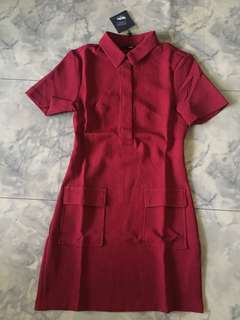 Bnew Mossimo Dress fit to Small