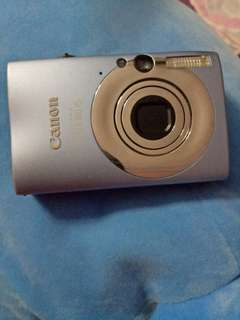 Canon Digital Camera 8.0 mega pixel