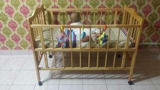 Preloved BabyCot