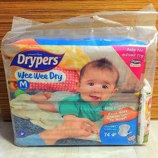 Drypers M