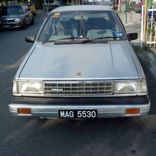 1996 Nissan Sunny 1.3 130Y Sedan