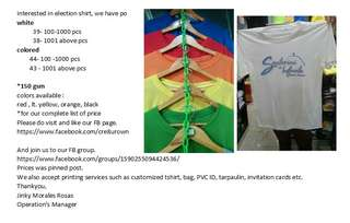 Election shirt