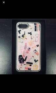 Chanel perfume流沙iPhone7/8 plus case
