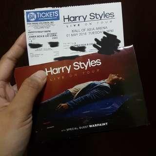 Harry Styles Manila