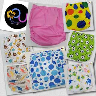 Cloth Diaper with diff designs