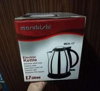 Marubishi Electric Kettle Brand new