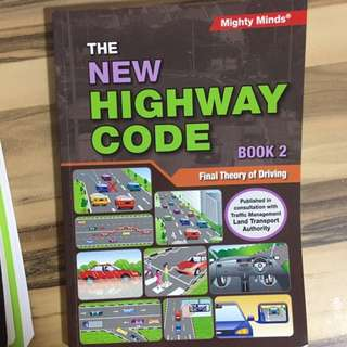 The New Highway Code Book 1 (Basic Theory) & 2 (Final Theory)