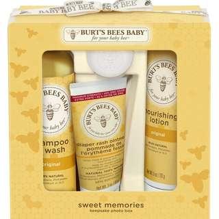 Burt's Bees Sweet Memories Gift Set