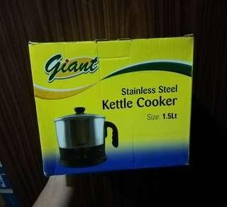 Giant kettle cooker brand new