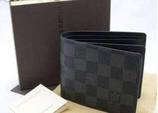 LV Wallet high quality / have box