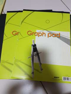Graph pads