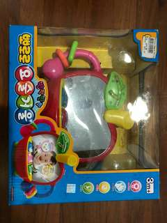 Pororo mirror with music