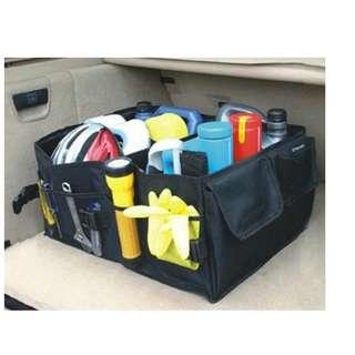 【立刻有 原價288元↓】汽車行李箱收納袋/多功能儲物摺疊箱/工具收納箱/收納袋#超取半價