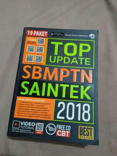 TOP update SBMPTN SAINTEK 2018