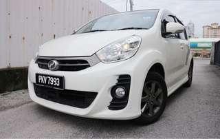 Perodua MyVi 1.5 Advance 1 Lady Owner