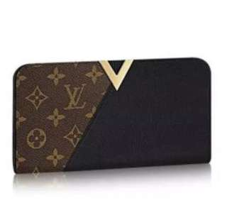 LV Long Wallet high quality