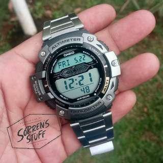 Casio Watch Original SGW-300HD