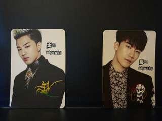 [換卡] {可賣} BIGBANG