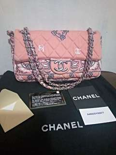 Authentic Limited Edition Chanel Flap