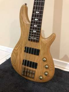 Indie Bass 5 String Guitar
