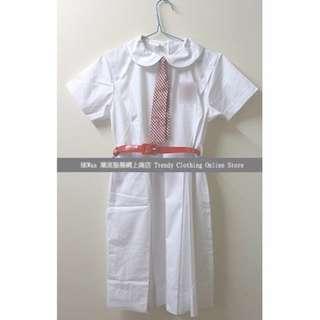 保良局中學 PLK 低年級夏季校服裙