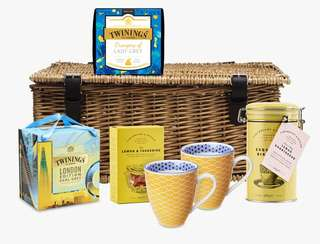 Twinings ULTIMATE TREATS HAMPER 川寧精選滋味禮物籃