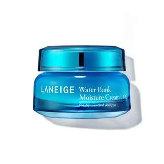 Water Bank Moisturizer Gel Cream_EX