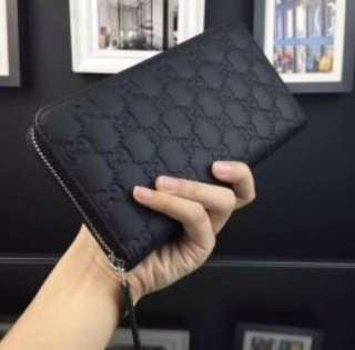 Gucci long Wallet zip high quality
