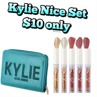 Kylie's Nice Set *Limited Time Only